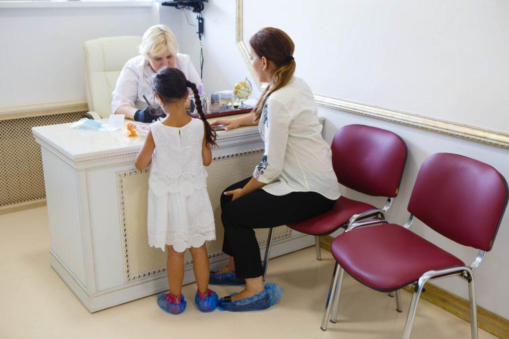 Детский лор врач в Махачкале