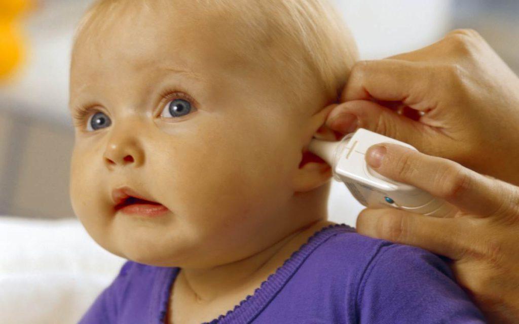 Отит: лечение у детей.