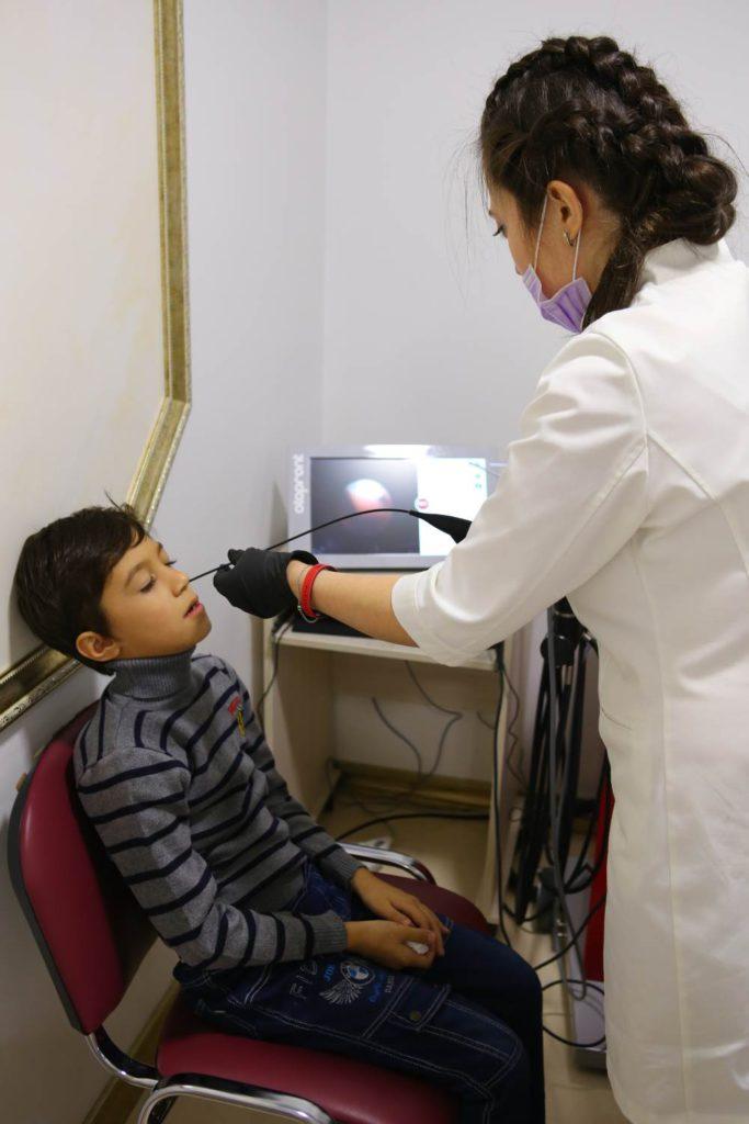Лечение ларингита в Махачкале
